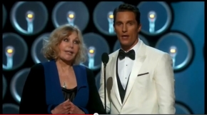 Live from the Oscars: Awkward presenters?