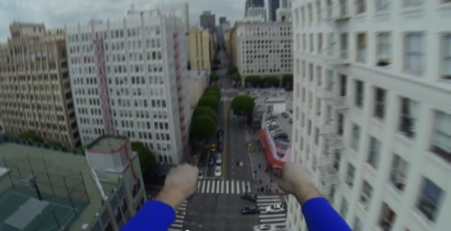 superman gopro
